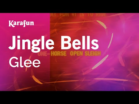 Karaoke Jingle Bells  Glee *
