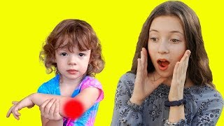 The Boo Boo Song  Nursery Rhymes & Kids Songs by Kids Music Land