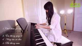 [PIANO COVER] Những bản piano cực hay và sâu lắng của An Coong- Phần 1