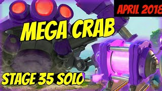Hasty Mega Crab! (April 2018)-TROOP SPEED BOOSTS-Stage 35 Solo