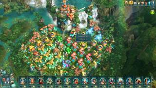Prime World - Обзор замка