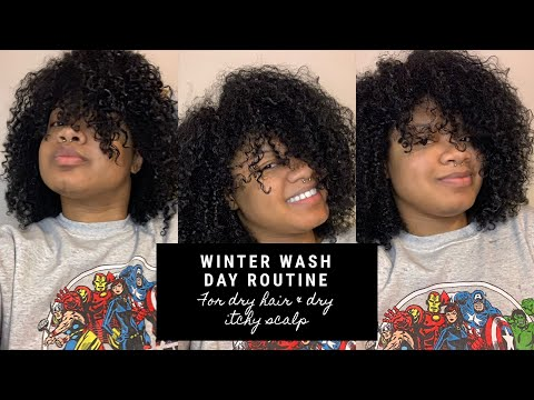 winter-wash-day-for-dry-hair-&-dry-itchy-scalp-|-ashley-camille
