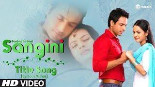 Sanjog Se Bani Sangini - Title Song | Lyrical Video | Zee TV | HD