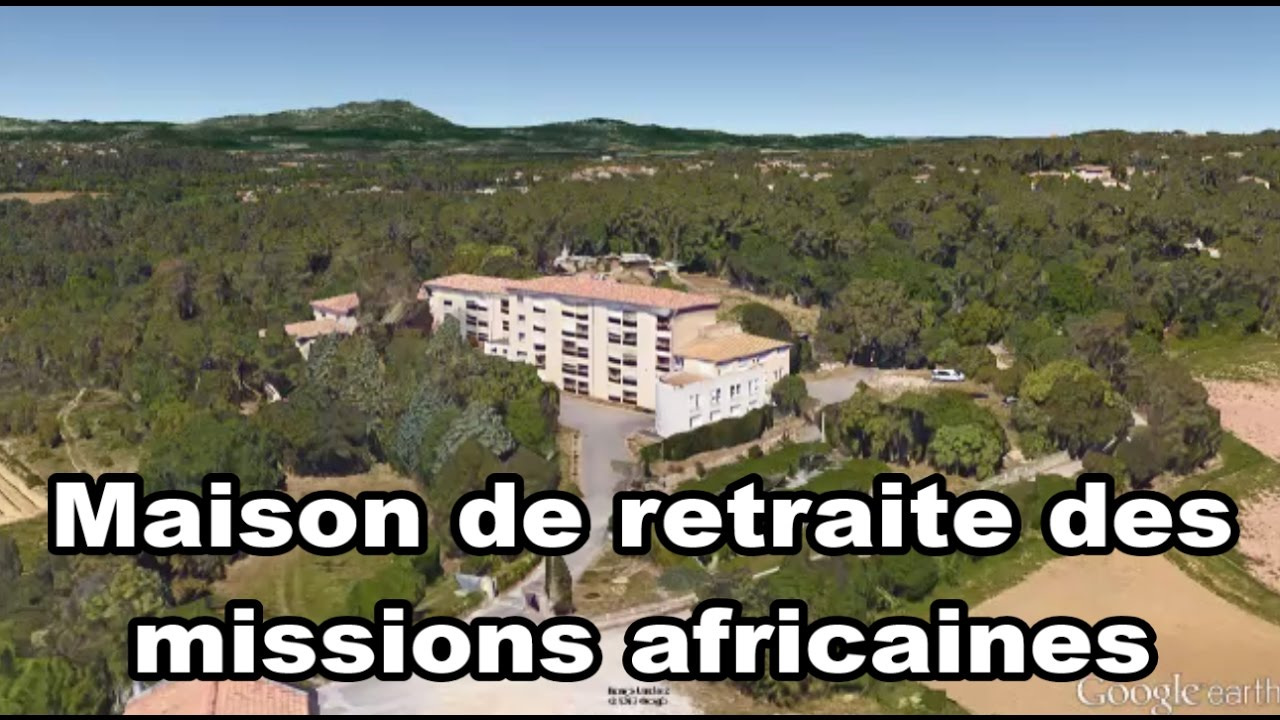 maison de retraite des missions africaines montferrier sur lez h rault youtube. Black Bedroom Furniture Sets. Home Design Ideas