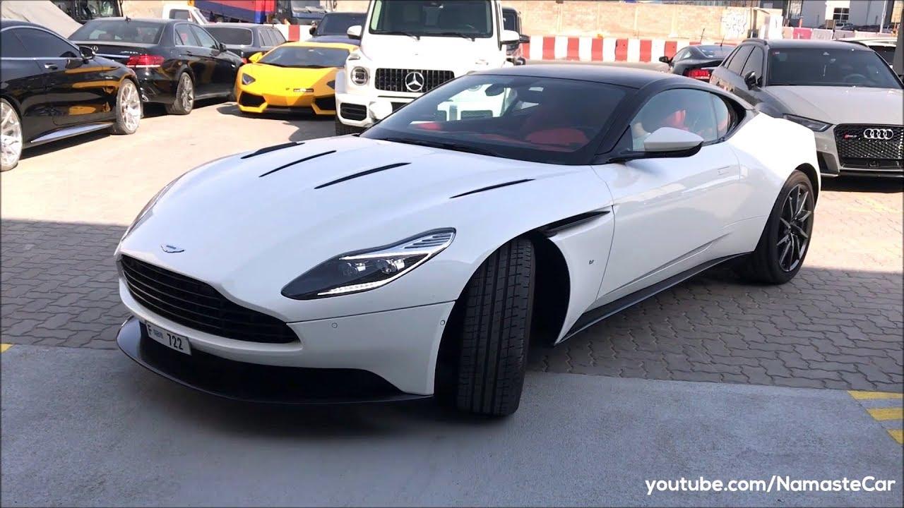 Aston Martin Db11 V12 2019 Real Life Review Youtube