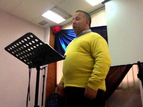 Predica de Santiago Muñoz/ en Iglesia Buenas Noticias Aranda de Duero