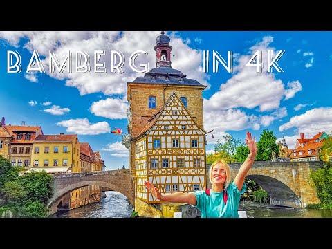 BAMBERG (Germany) | 4K