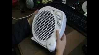 видео Тепловентиляторы