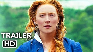 MARY QUEEN OF SCOTS Official Trailer (2018) Margot Robbie, Saoirse Ronan Movie HD thumbnail