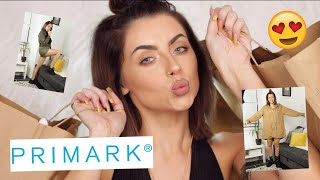 THEY DID THAT! HUGE PRIMARK CLOTHING HAUL + TRY ON! I CAN'T BELIEVE THIS IS PRIMARK..