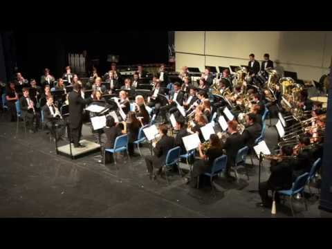 Black Granite Performed by the Washington Lee High School Symphonic Band