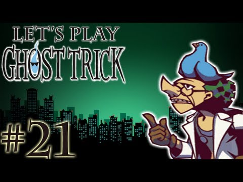 Let's Play Ghost Trick: Phantom Detective - Episode 21 [Bullet Time]