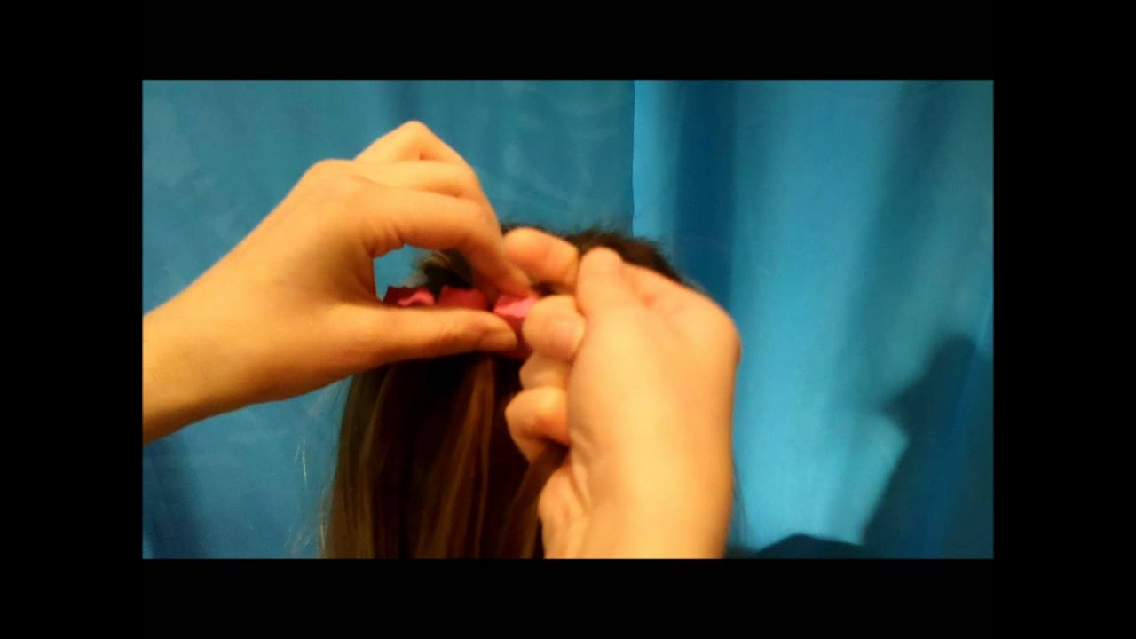 How to french braid for beginners youtube ccuart Choice Image