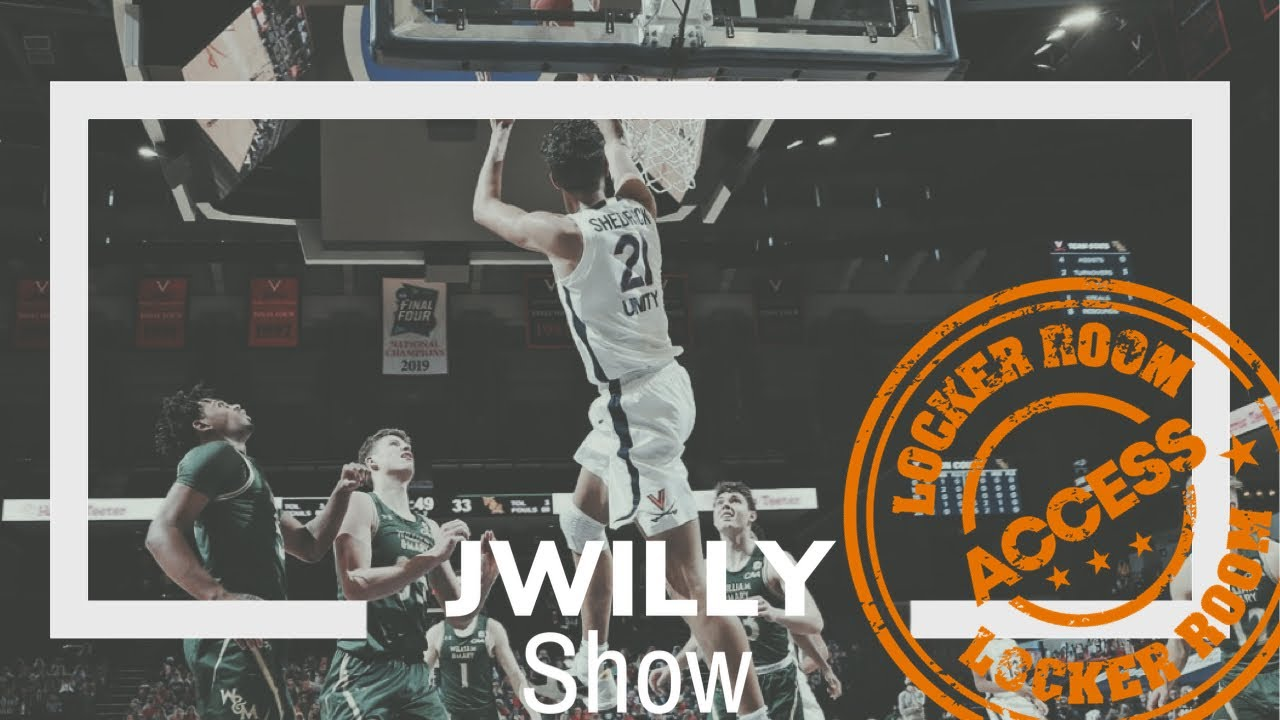 The JWILLY Show - Covid Shutdown part 2, Virginia's new offense? Scouting Wake Forest, Gonzaga