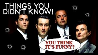 7 Things You Probably Didn39t Know about Goodfellas