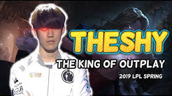 TheShy Is The King Of Outplay (2019) #MSIRAIDBOSS
