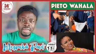 XANDY REMOVES her PIETO LIVE on KOFI TV, MAGRAHEB REACTS to that