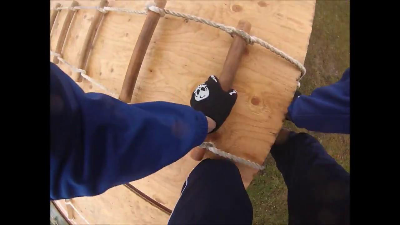 Boot Camp Race Halloween Sherbrooke Youtube