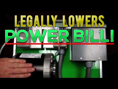 Energy Efficient Products Demonstration (Lowers Power Bill 10-25%)