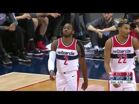 Atlanta Hawks vs Washington Wizards: November 11, 2017