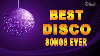 80's Disco Instrumental Music  - A Mix of Disco Music From The 80's