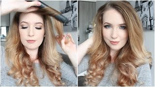 One of Arna Alayne's most viewed videos: How To Curl Your Hair With A Straightener feat. GHD Gold Classic Styler ♡ Arna Alayne ♡