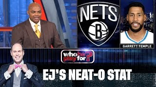 """Who He Play For?"" New Season, Same Chuck 