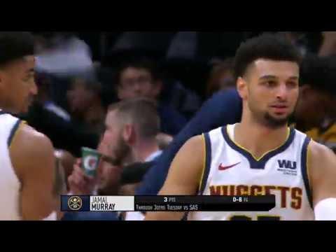 San Antonio Spurs vs Denver Nuggets | April 16, 2019