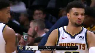 San Antonio Spurs vs Denver Nuggets | April 16, 2019