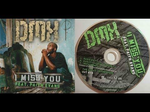 DMX feat. Faith Evans - I Miss You (Lyrics & Instrumental)