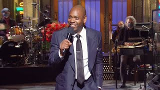 Saturday Night Live: Dave Chappelle Gets Political in CONTROVERSIAL Post-Election Monologue