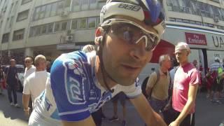 Tour d'Italie 2017 - Benoit Vaugrenard évoque son premier Giro en 2004