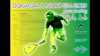 Squashin Juniori-SM 2019