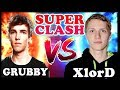 Grubby   Wc3    Epic  Superclash Vs Xlord