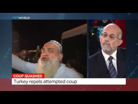 Interview with Palestinian American Activist Sami Al Arian about the attempted coup in Turkey