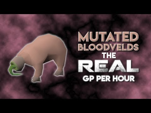 Mutated Bloodvelds: The REAL GP Per Hour [RGP Ep. 14]