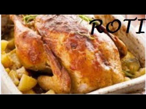 marinade poulet roti au four
