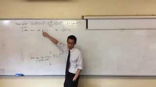Binomial / Permutations & Combinations Proof (1 of 2)