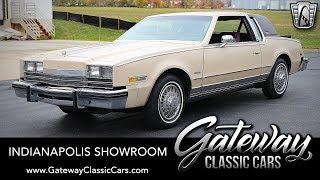 1985 Oldsmobile Toronado, Gateway Classic Cars - Indianapolis #1388