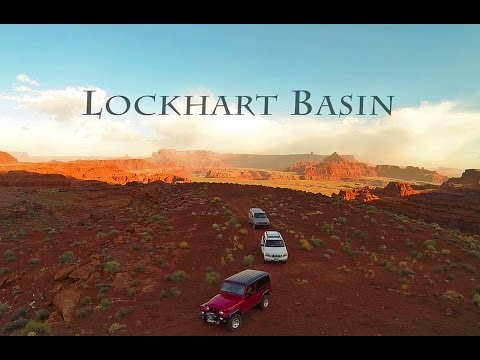 Lockhart Basin: Access is Tricky