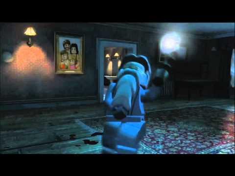 Lego Harry Potter Nintendo 3ds Trailer Youtube