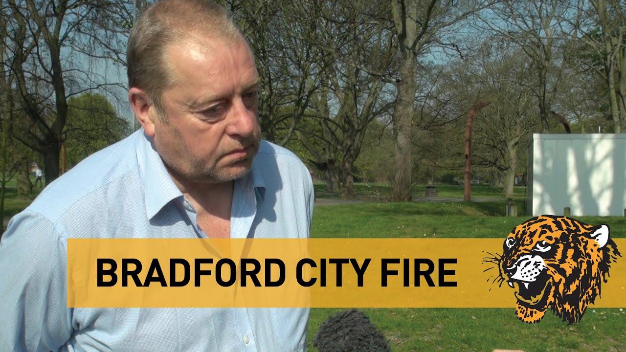 John Hawley on the Bradford City Stadium Fire - YouTube