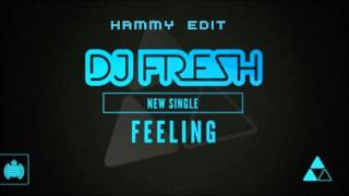 DJ Fresh ft RaVaughn - The Feeling (Hammy Radio Edit)