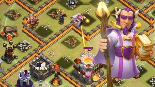 Clash of Clans - Legend of the Heroic Grand Warden!