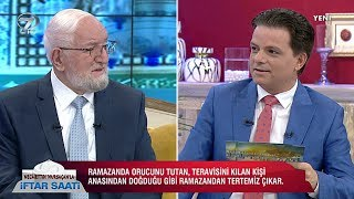 Necmettin Nursaçan'la İftar Saati - 14 Haziran 2018