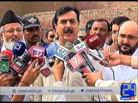 24 Report: Gilani strongly condemned the Medina Attacks