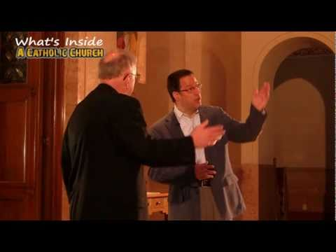 What's Inside A Catholic Church EPISODE 1