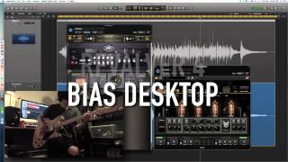 【 ReValver 4 】 VS 【 Bias Desktop 】Low Gain Demo
