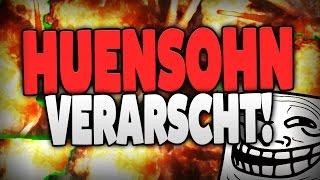RICHTIGEN HUENSOHN VERARSCHT !! - JUNGE BELEIDIGT IM TEAMSPEAK !!! - Minecraft TROLLING