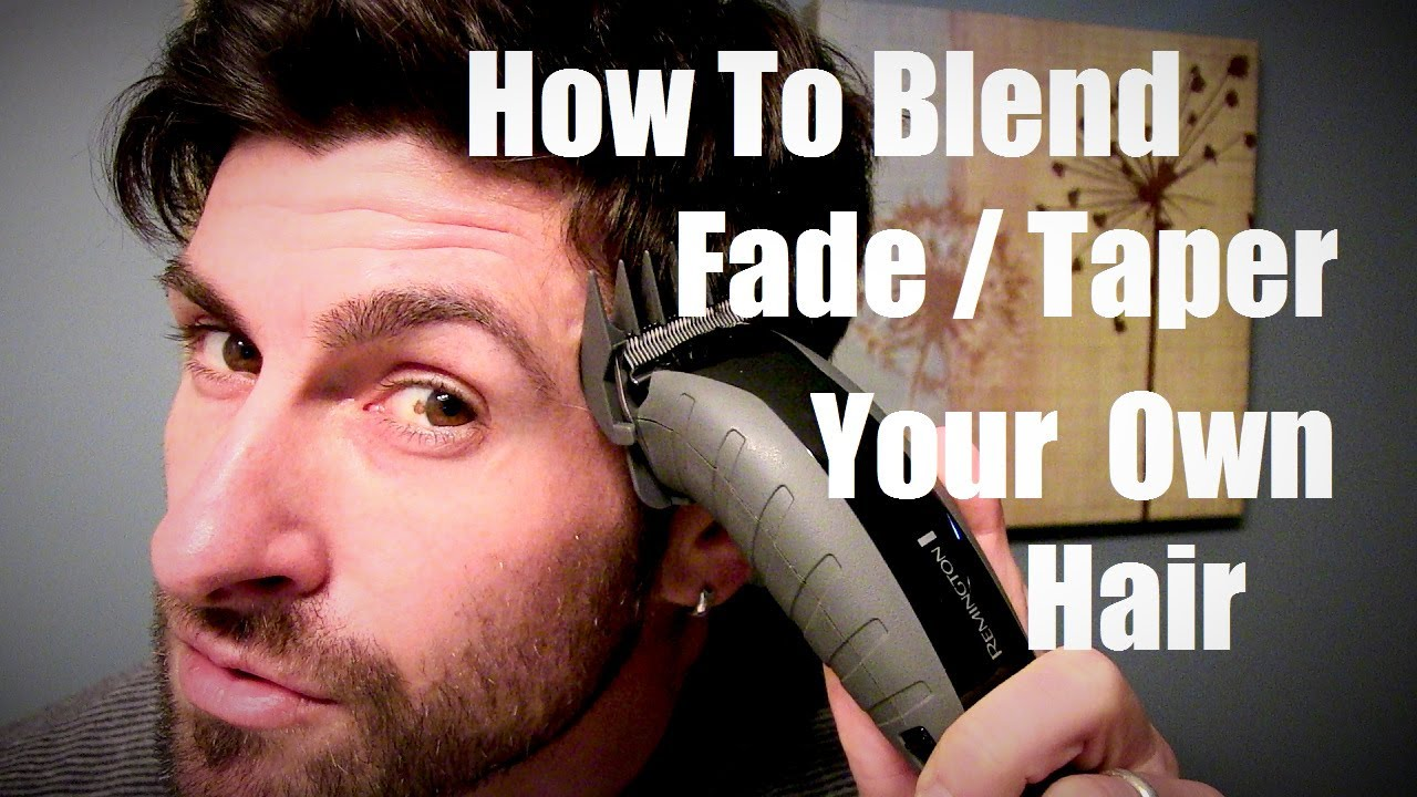 Mens style and grooming advice how to taper fade and blend your mens style and grooming advice how to taper fade and blend your hair yourself youtube solutioingenieria Images